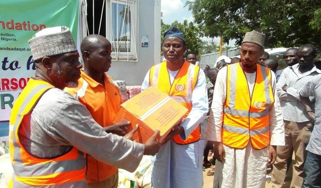 Plight of IDPs spurs Zakat & Sadaqat Foundation to donate food, clothes and consumables worth N2.5 million